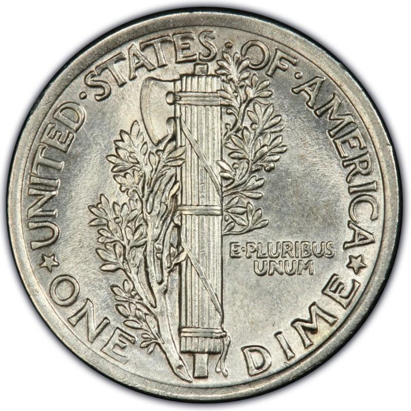 1920 Mercury Dime Values And Prices Past Sales Coinvalues Com