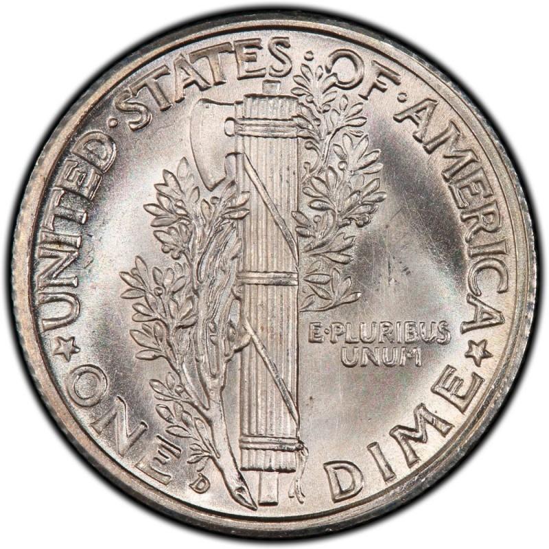 1938 Mercury Dime Values And Prices Past Sales