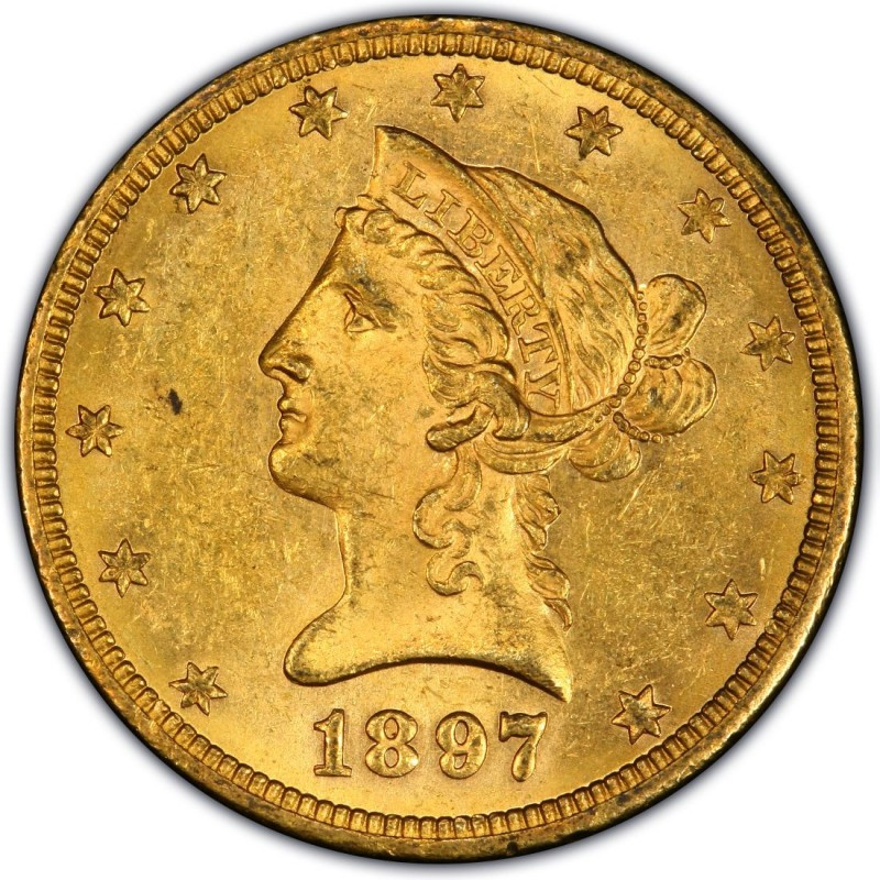 1897 Liberty Head 10 Gold Eagle Values And Prices Past