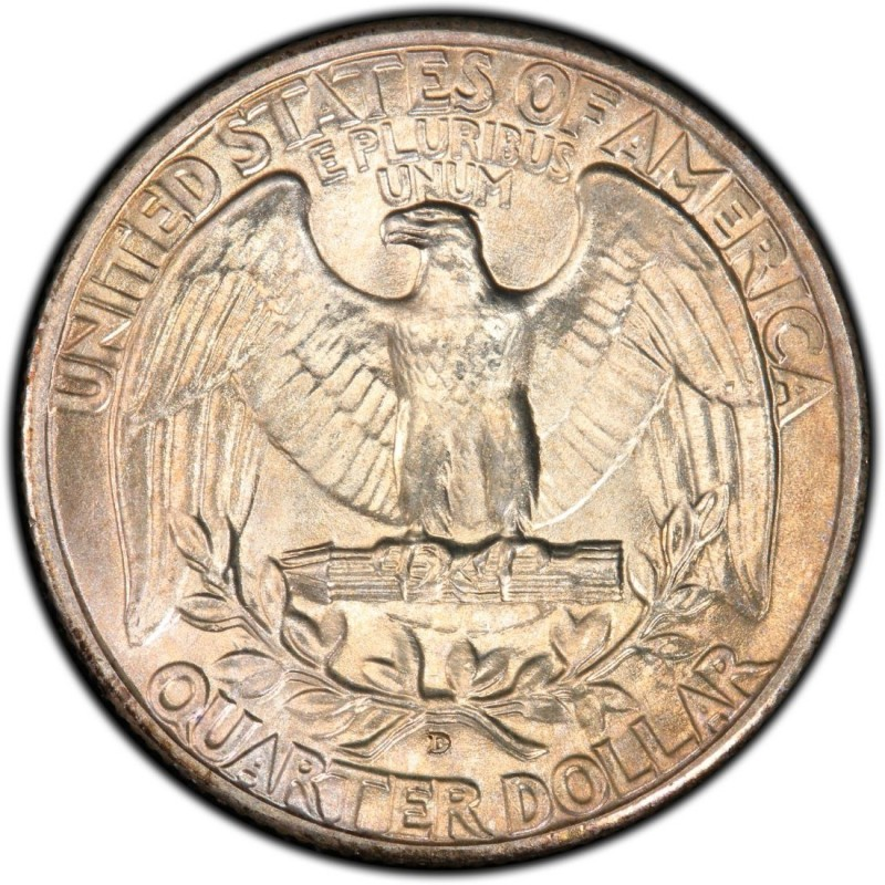 1942 Washington Quarter Values And Prices Past Sales
