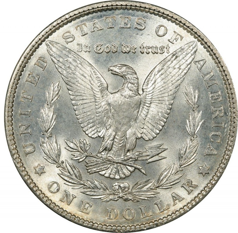 1904 Morgan Silver Dollar Values And Prices Past Sales
