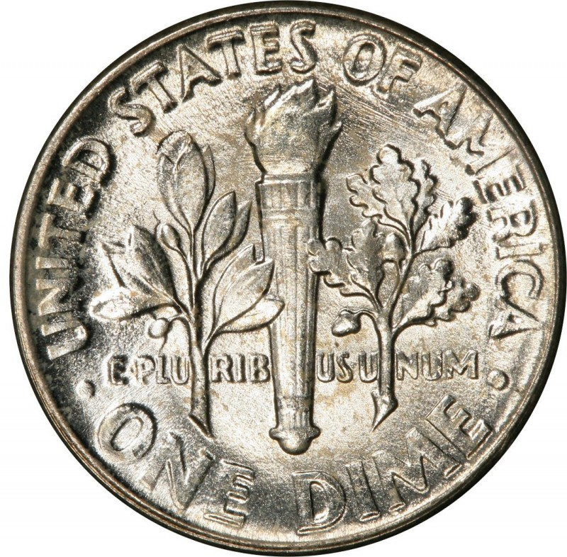 1952 Roosevelt Dime Values And Prices Past Sales