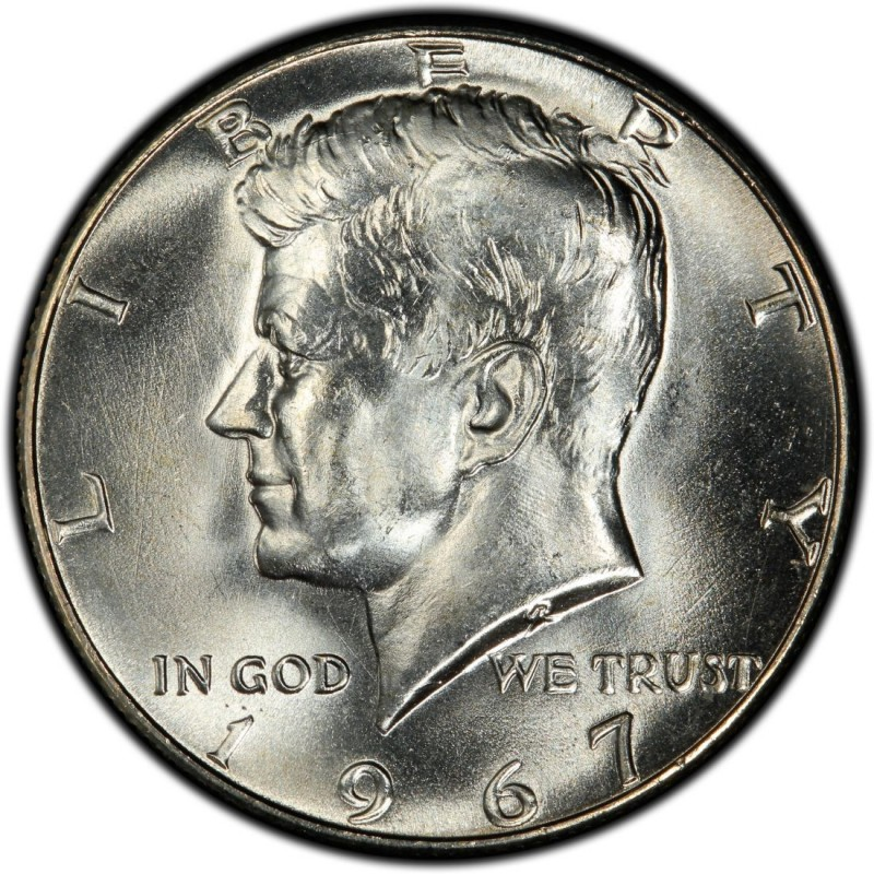 1967 Kennedy Half Dollar Values And Prices Past Sales