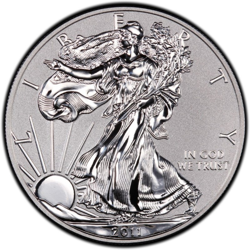 2011 American Silver Eagle Values And Prices Coinvalues Com