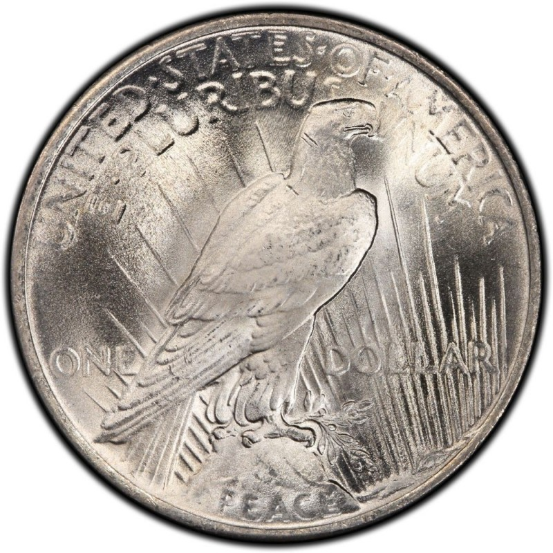 1923 Peace Dollar Values And Prices Past Sales Coinvalues