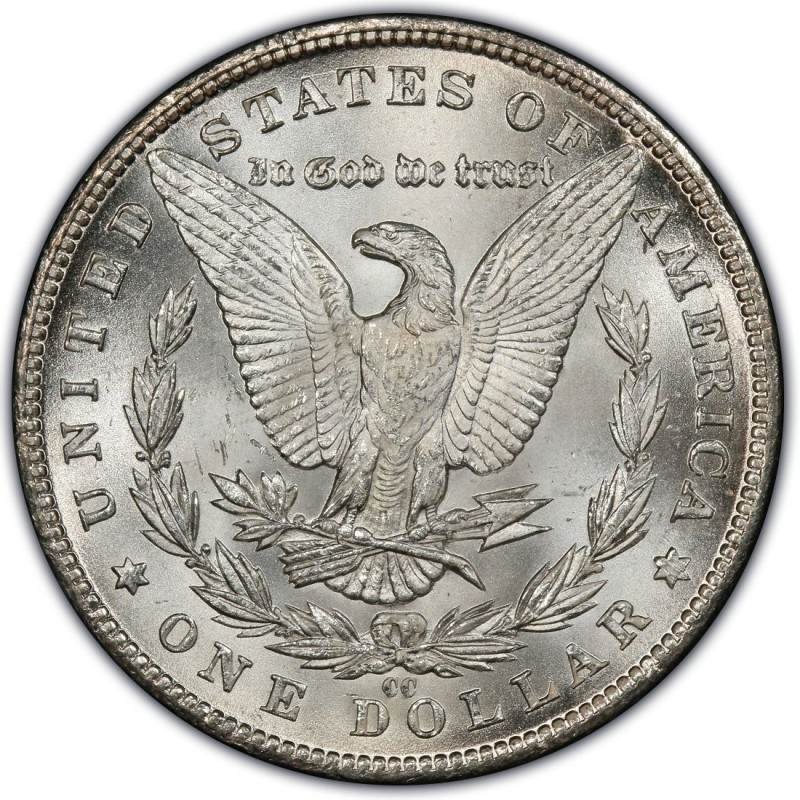 1890 Morgan Silver Dollar Values And Prices Past Sales Coinvalues Com