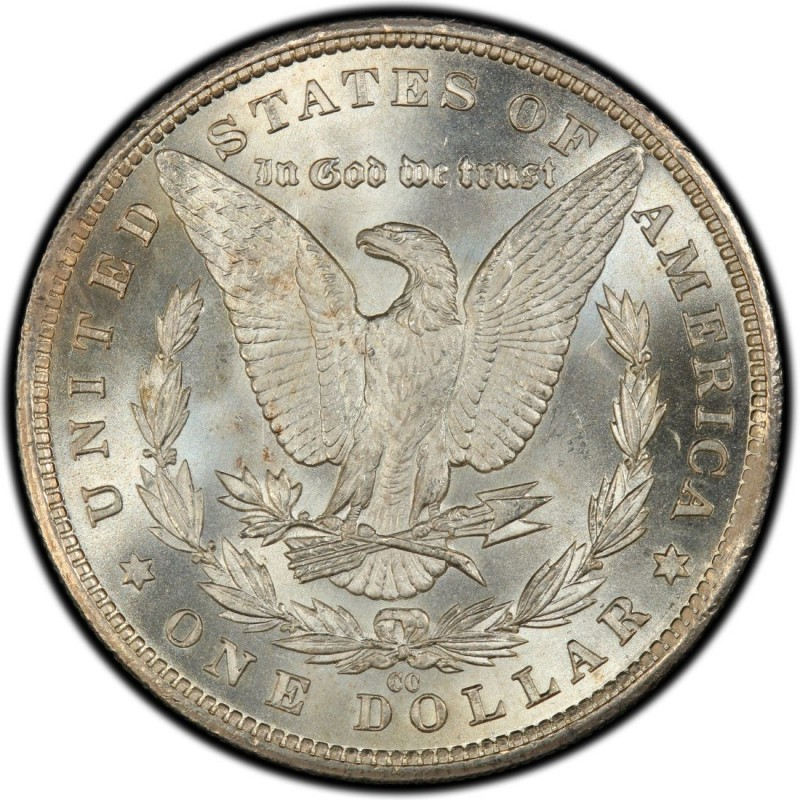 1883 Morgan Silver Dollar Values And Prices Past Sales