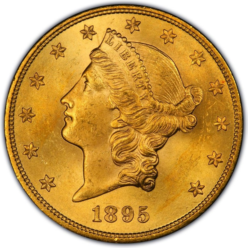 1895 Liberty Head Double Eagle Values And Prices Past