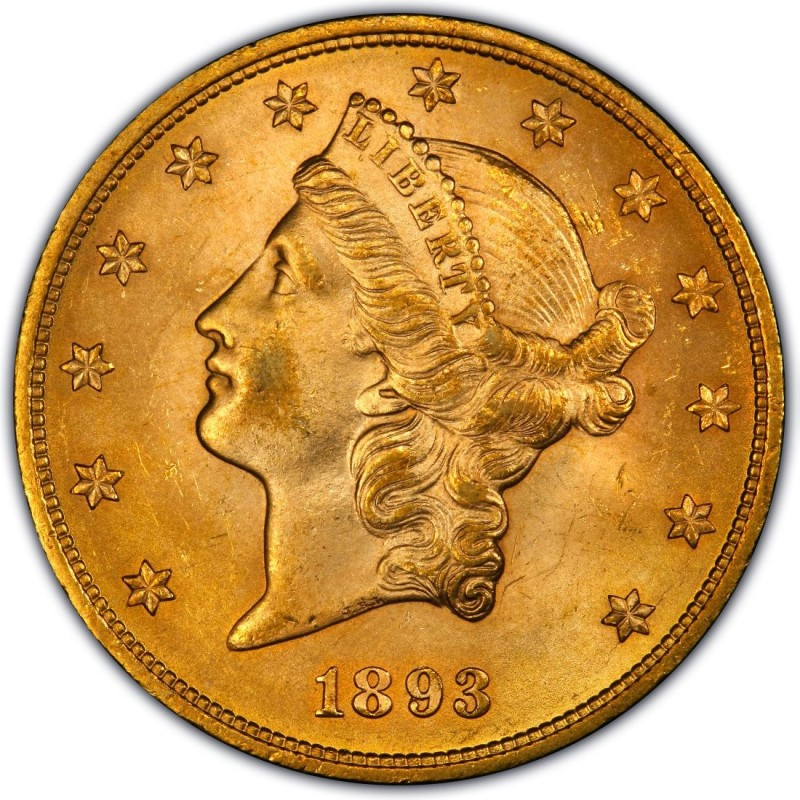 1893 Liberty Head Double Eagle Values And Prices Past