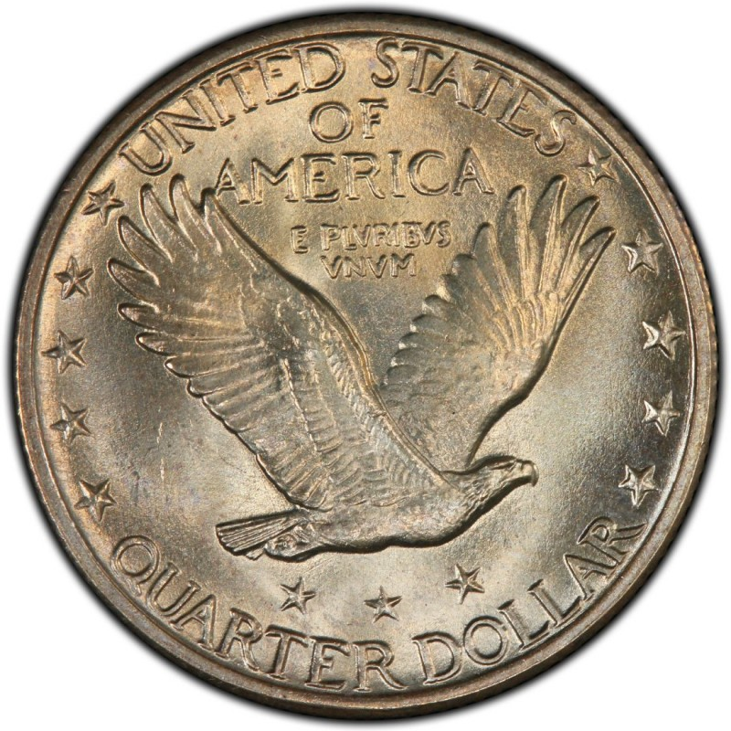 1928 Standing Liberty Quarter Values And Prices Past
