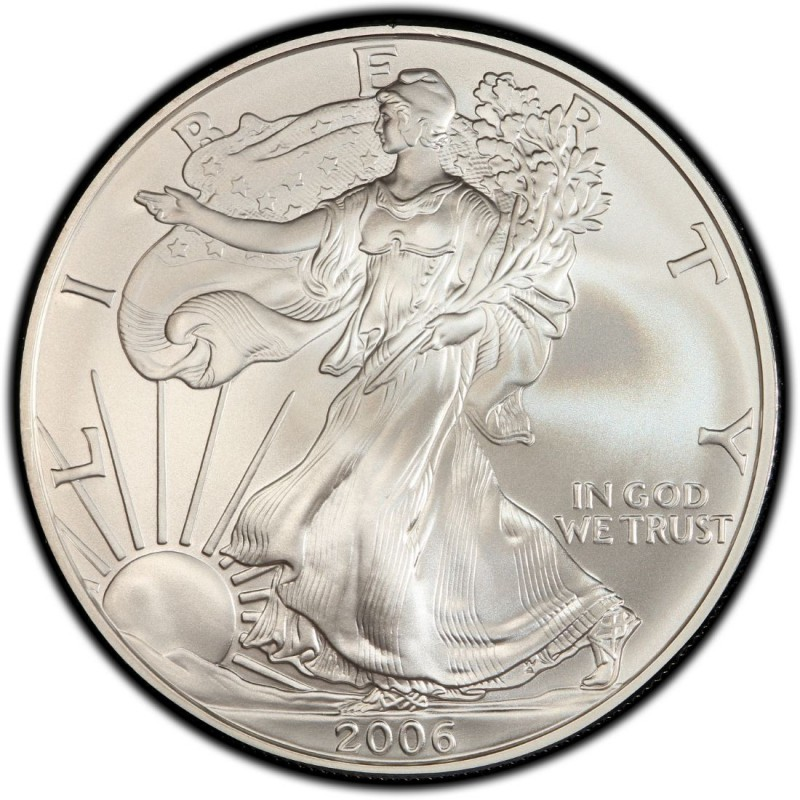 2006 American Silver Eagle Values And Prices Coinvalues Com