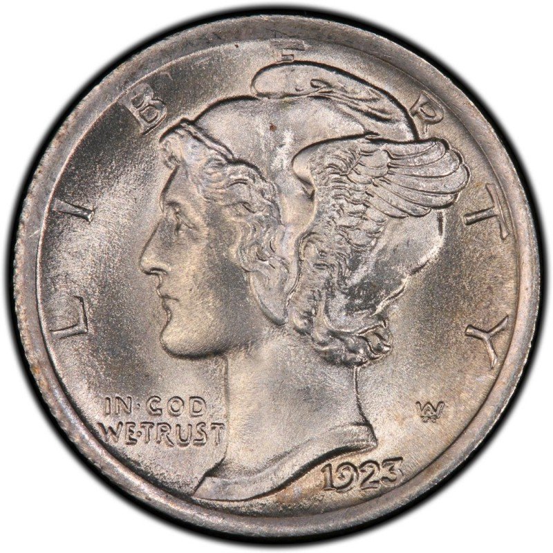 1923 Mercury Dime Values And Prices Past Sales