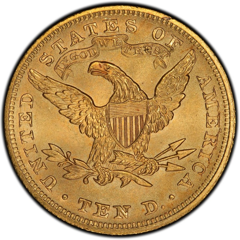 1899 Liberty Head 10 Gold Eagle Values And Prices Past