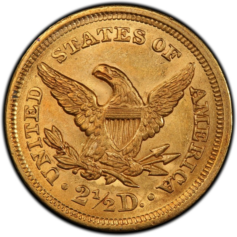 1851 Liberty Head 2 50 Gold Quarter Eagle Coin Values And