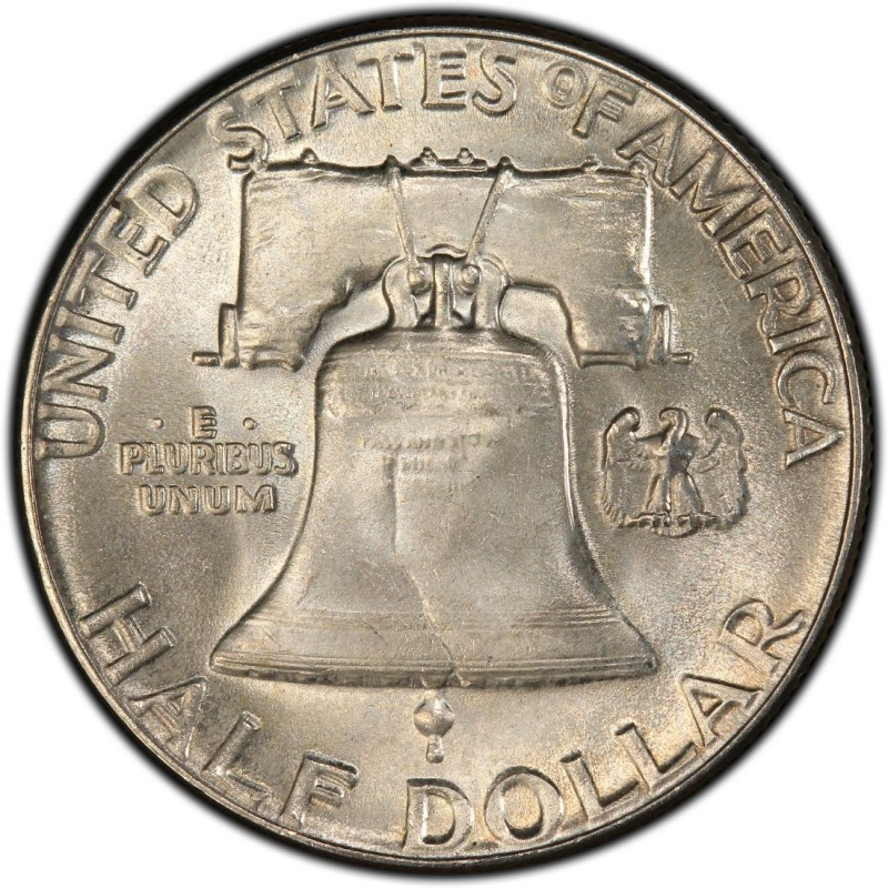 1952 Franklin Half Dollar Values And Prices Past Sales