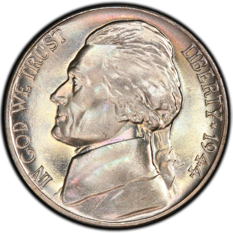 1944 Jefferson Nickel Values And Prices