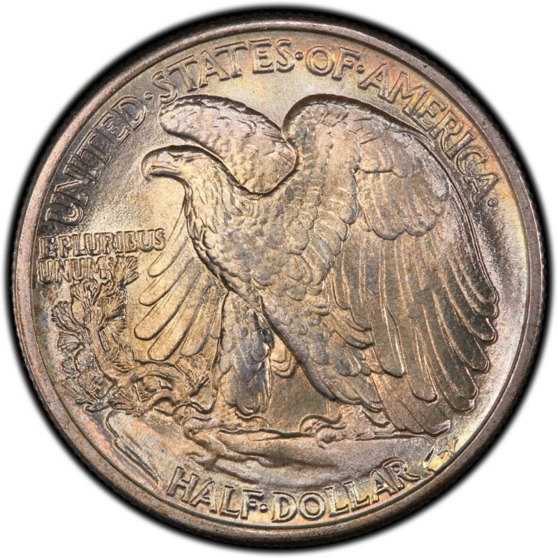 1940 walking liberty half dollar values and prices past sales