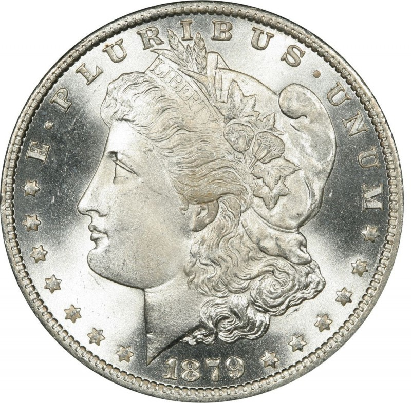 Welcome to Morgan Dollars (1878-1921)