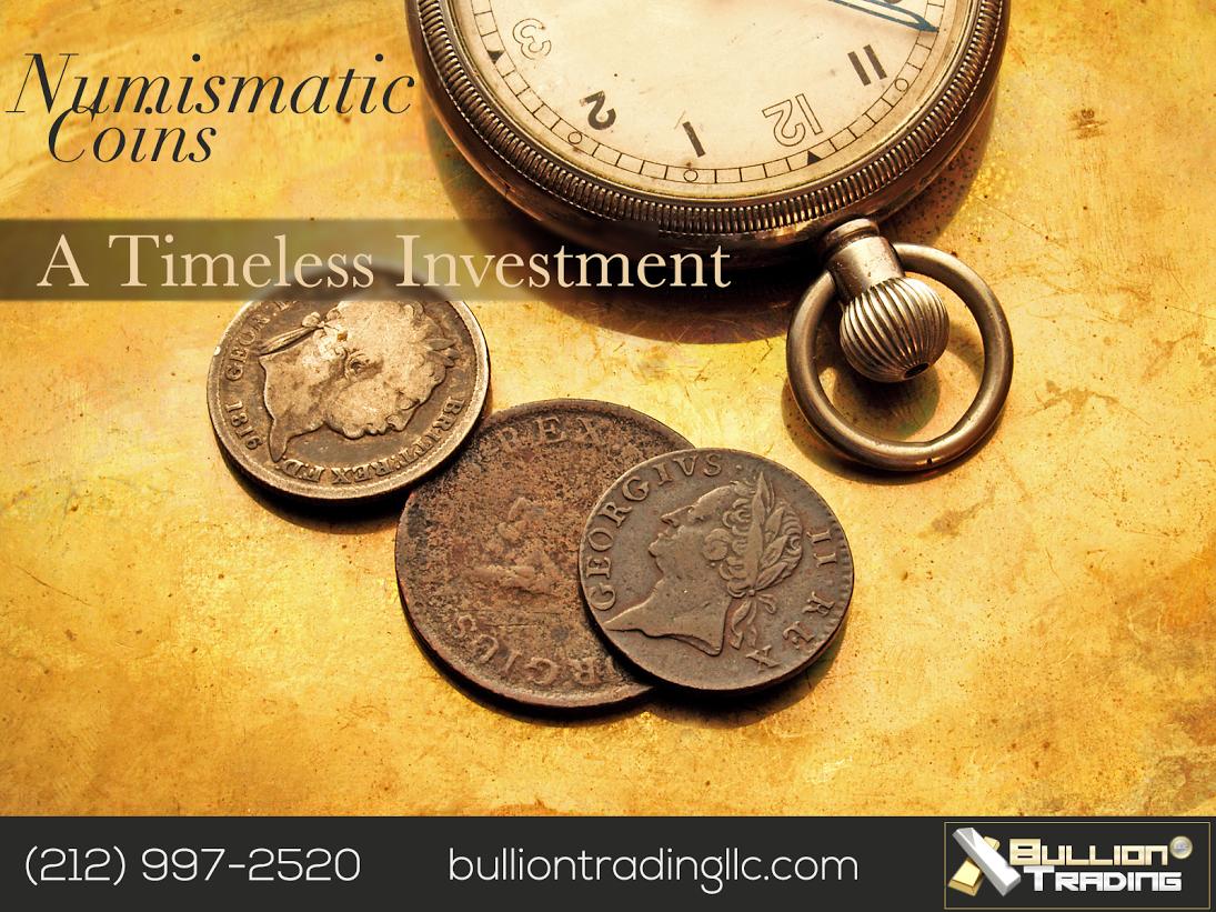 Bullion Trading Llc New York New York Coin Dealer