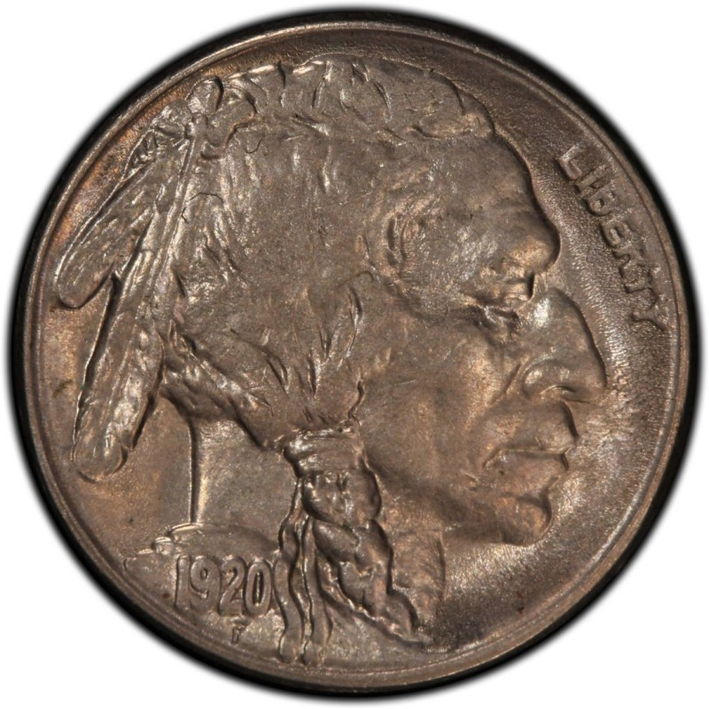 1920 Buffalo Nickel Values And Prices Past Sales