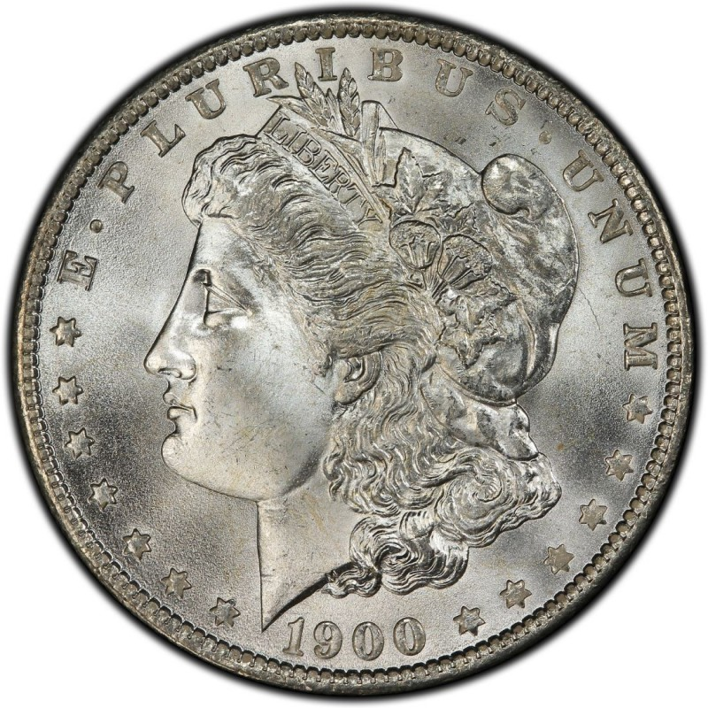 1900 Morgan Silver Dollar Values And Prices Past Sales