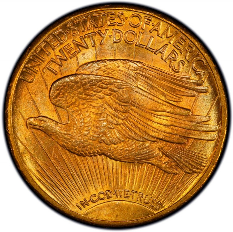 1930 Saint Gaudens Double Eagle Values And Prices Past