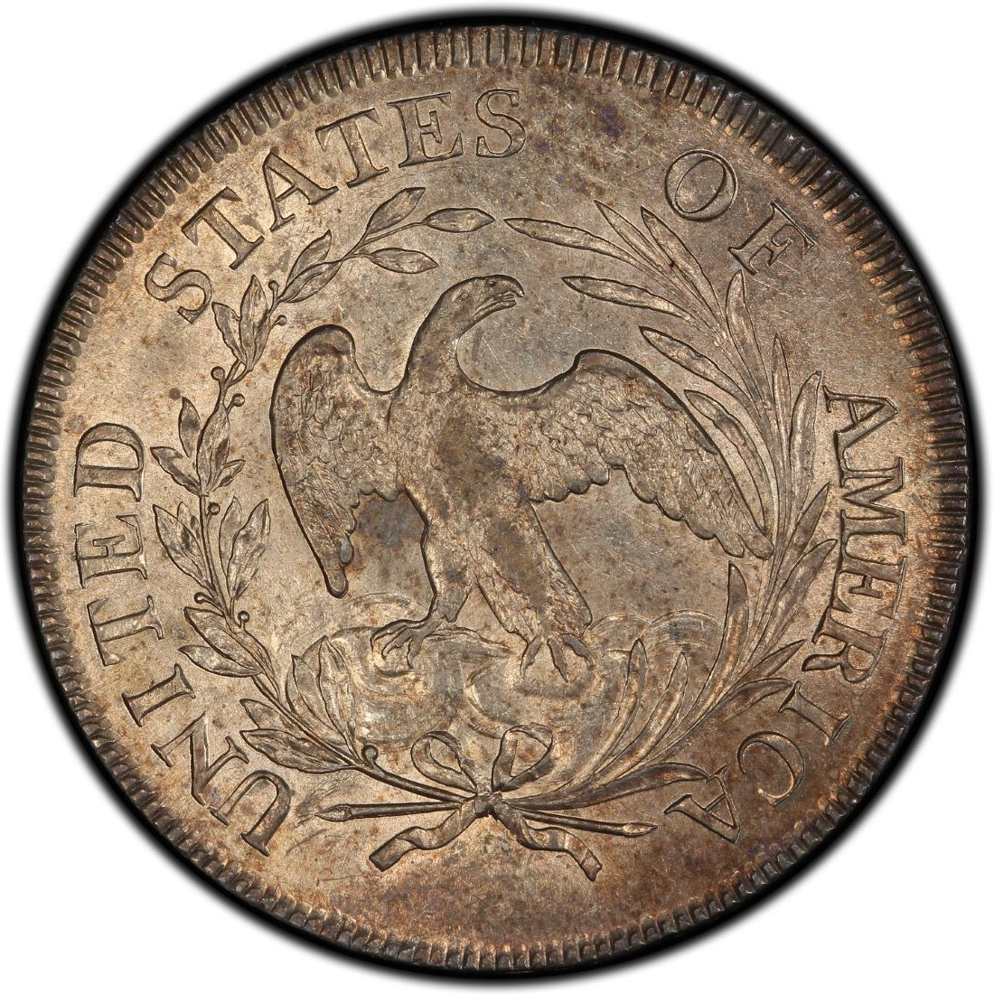 1796 Draped Bust Silver Dollar