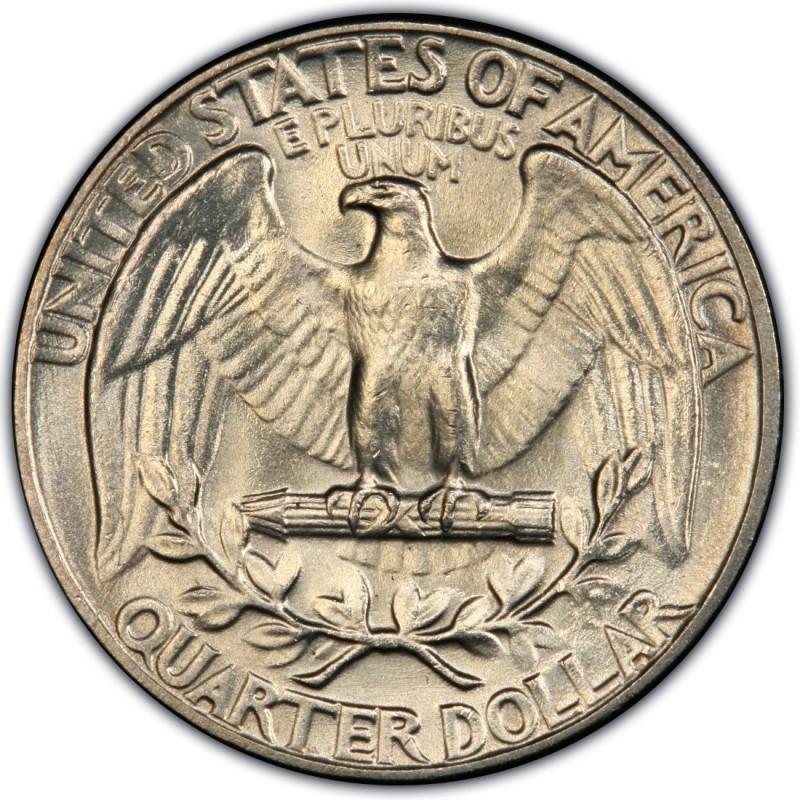 1941 Washington Quarter Values And Prices