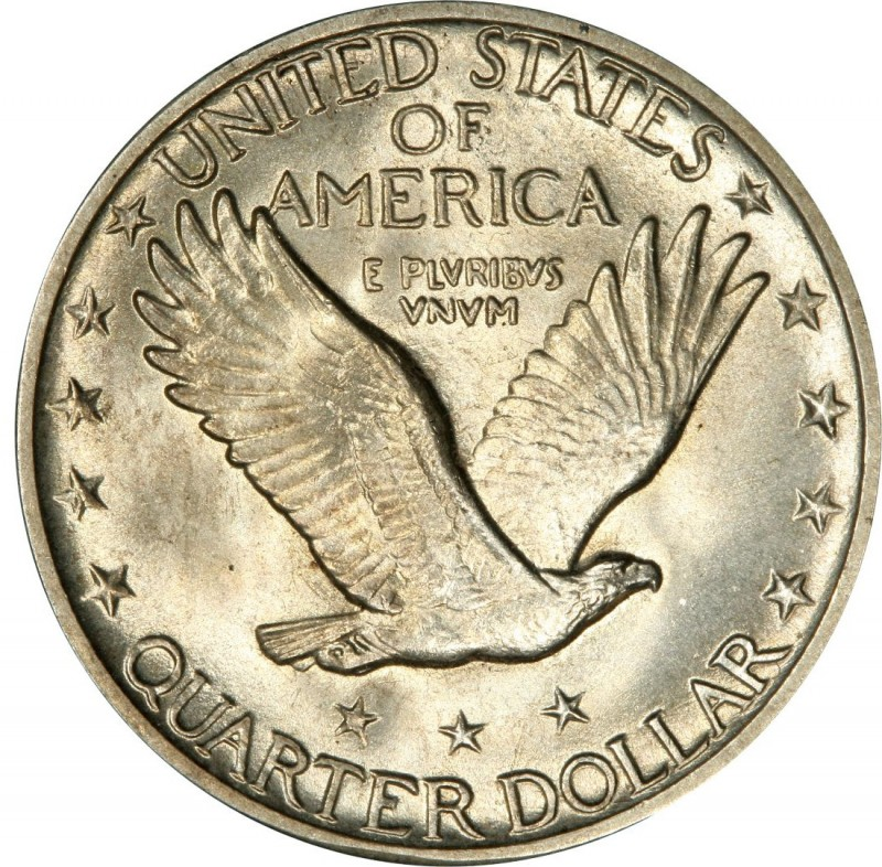 1929 Standing Liberty Quarter Values And Prices Past S