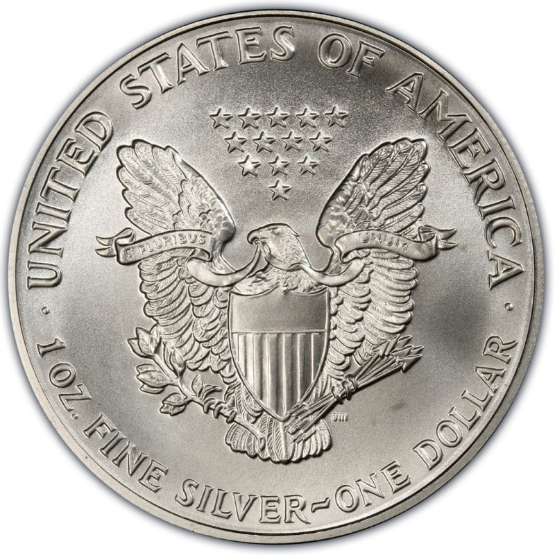 1991 American Silver Eagle Values And Prices Coinvalues Com
