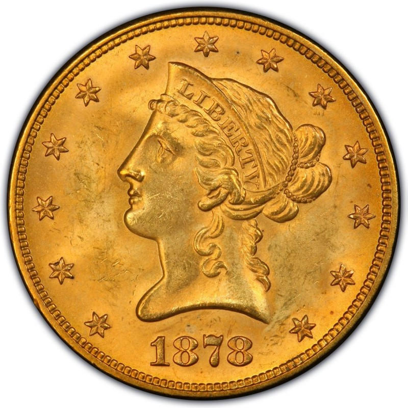 1878 Liberty Head 10 Gold Eagle Values And Prices Past Sales