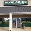 Dixie Coins Logo