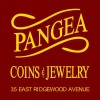 Pangea Coins & Jewelry Logo