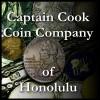 Captain Cook Coin Company Logo