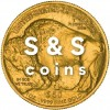 S&S Shook Coins and Supplies Logo