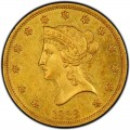 1838 Liberty Head $10 Gold Eagle