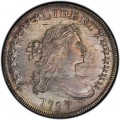 1797 Draped Bust Silver Dollar