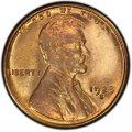 1928 Lincoln Wheat Pennies