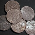 Collecting Silver Dollars