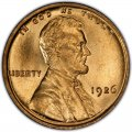 1926 Lincoln Wheat Pennies