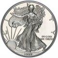 1997 American Silver Eagle Value