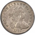 1798 Draped Bust Silver Dollar
