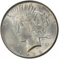 1928 Peace Dollar Value