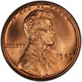 1949 Lincoln Wheat Pennies