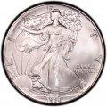 1986 American Silver Eagle Value