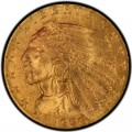 1926 Indian Head $2.50 Quarter Eagle