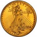 1909 Saint-Gaudens Double Eagle