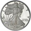 2007 American Silver Eagle Value