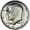 1968 Kennedy Half Dollar Value