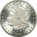 1894 Morgan Silver Dollar Value